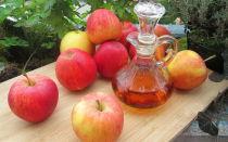 Похудение с помощью яблочного уксуса: как применять, как пить без вреда для организма и сколько дней
