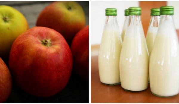 диета кефир и яблоки отзывы