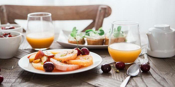 правильное питание меню на каждый день для здорового образа жизни