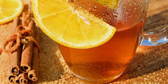 как пить лимон с корицей