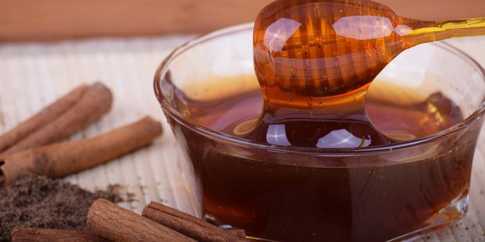 мед и корица для обертывания