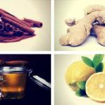 имбирь лимон мед корица рецепт для похудения