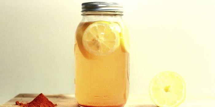 имбирь лимон уксус петрушка и корица для похудения рецепт отзывы