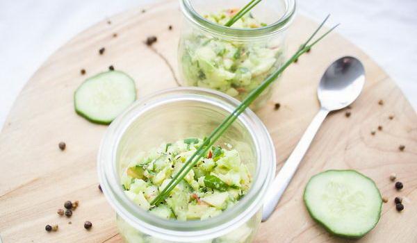 салат для кетоновой диеты